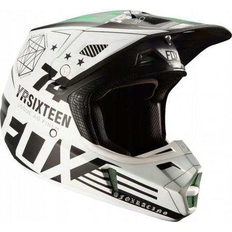FOX V-2 Union Pro Circuit SE Kask motocyklowy cross/enduro