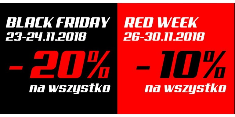 Black Friday, Red Week